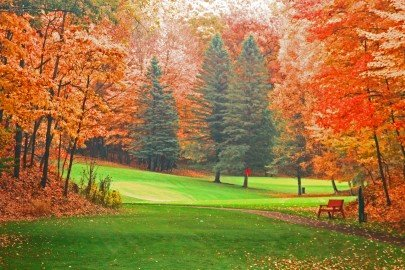 The Highlands, Canadian Lakes Golf Course