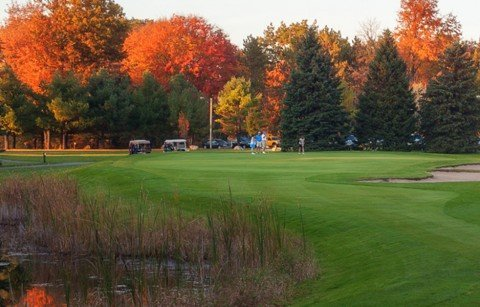 The Royal, Canadian Lakes Golf Course