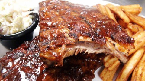 ribs at the Royal Grille